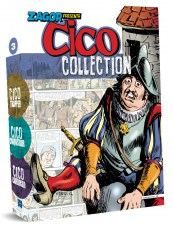 ZAGOR PRESENTA CICO COLLECTION N. 3